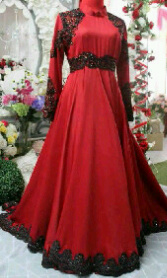 Open PO. Queen dress