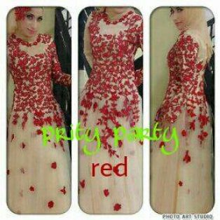Prity Party -Red