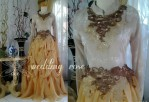 Kebaya Modern Wedding Rose