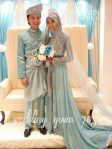 Kebaya Pengantin Wedding Gown 708