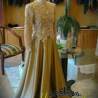 Kebaya Pengantin Wedding Gown 609