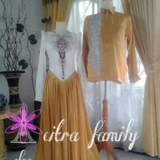 Baju Couple Citra Family