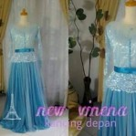 Kebaya Modern New Vinena Biru