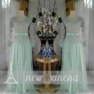 Kebaya Modern New Vinena Hijau