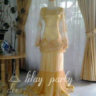 Kebaya Modern Lilay Party