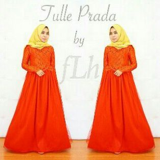 Tulle Prada By FLH