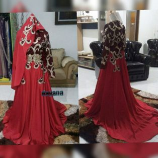 Dayana Gown