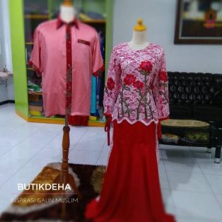 COUPLE KEBAYA