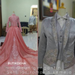 Wedding Gown Couple